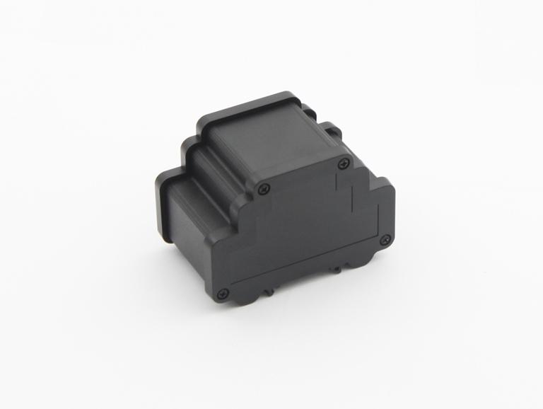 Wöhr erweitert sein Sortiment um IP66 Standard-Hutschienengehäuse aus Aluminium