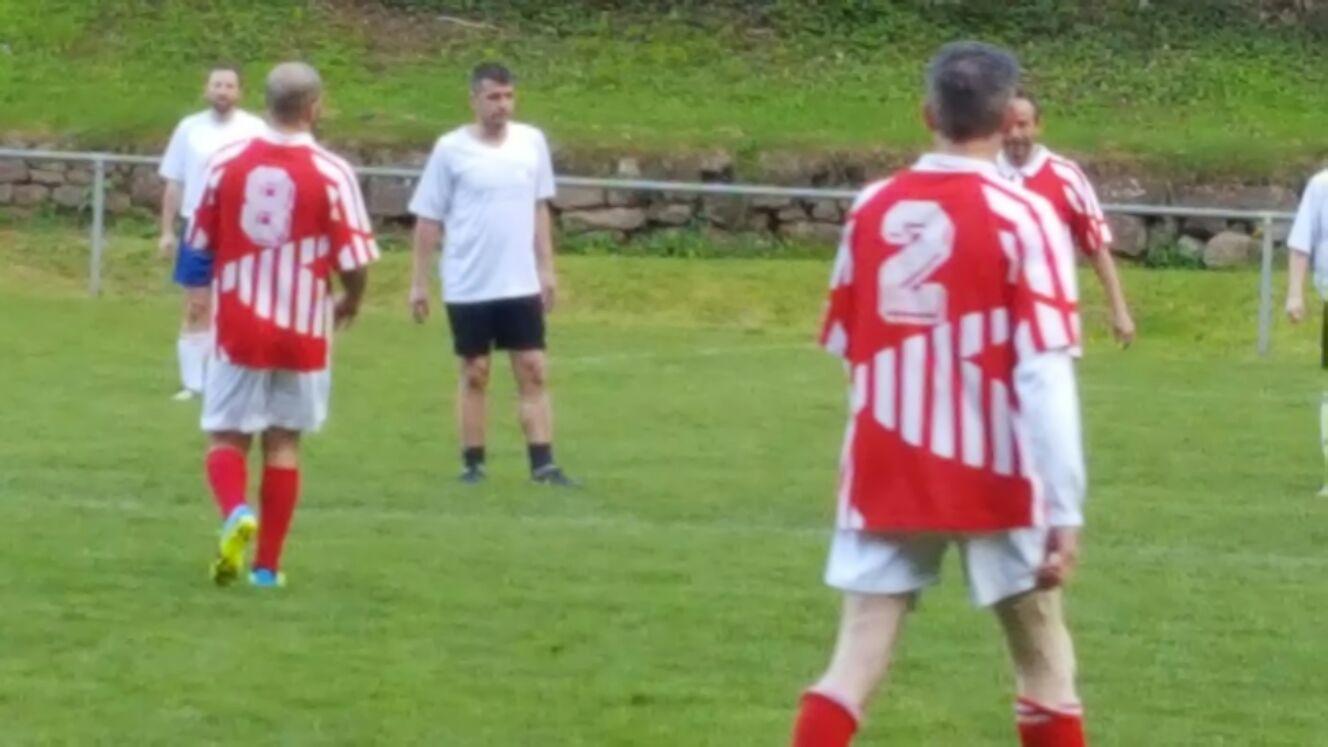 Betriebsfußballturnier in Unterreichenbach